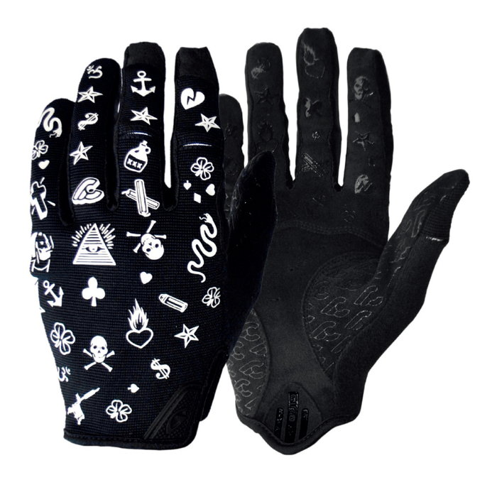 Giro DND Gloves x Mike Giant