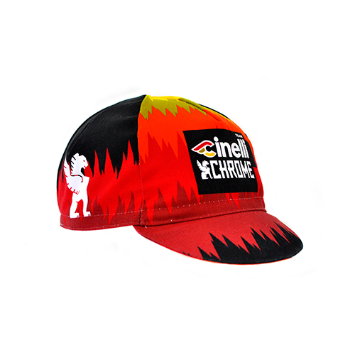 2016 Team Cinelli Chrome Cap