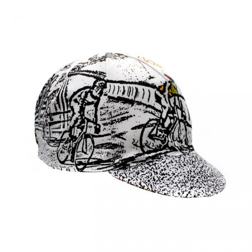 Rider Collection Cap – Alfred Bobé Jr.