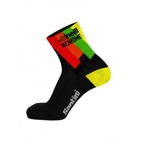 2017 Team Cinelli Chrome Socks