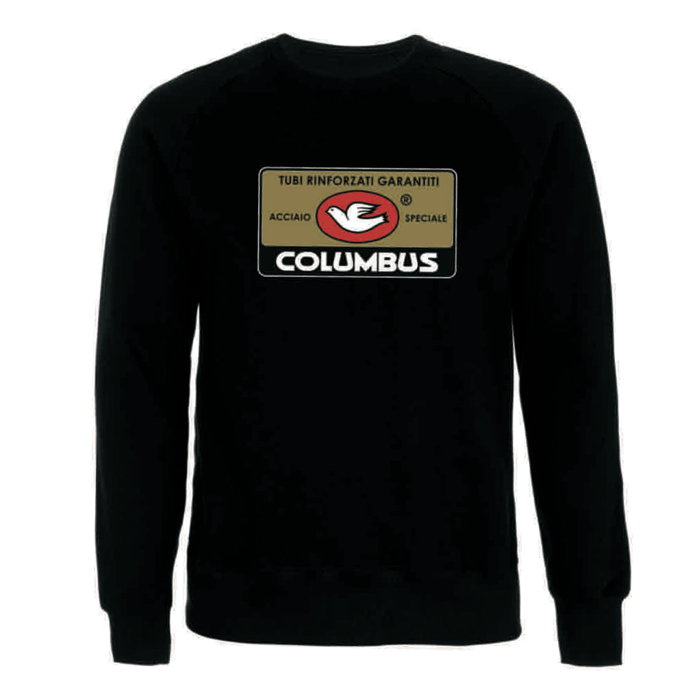 Columbus Tag Crewneck
