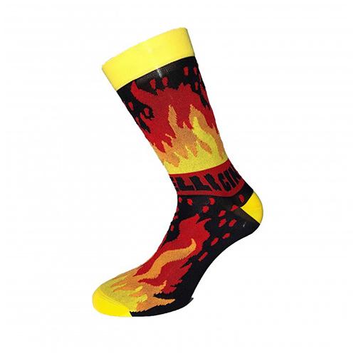 Ana Benaroya Fire Socks