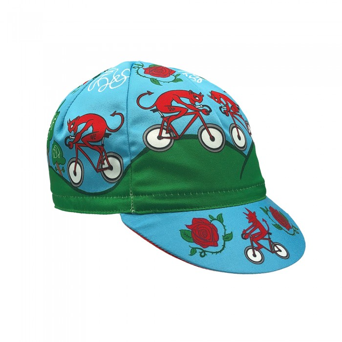 Massimo Giacon Diavolo Rosso CAP