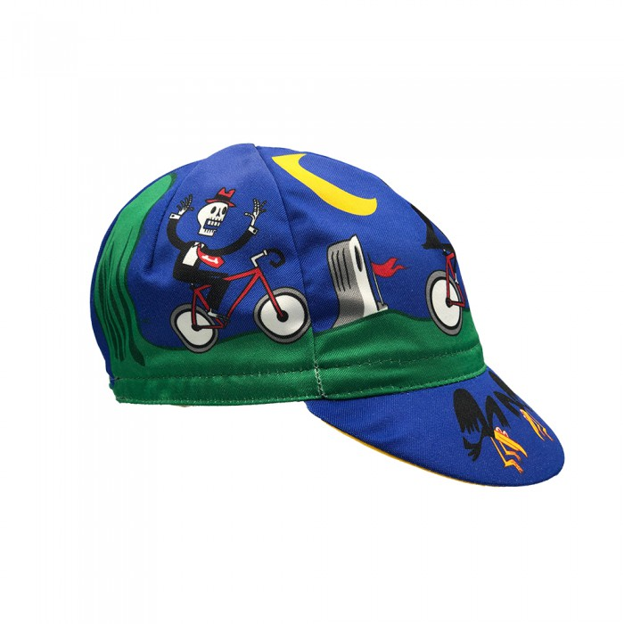 Massimo Giacon Halloween CAP