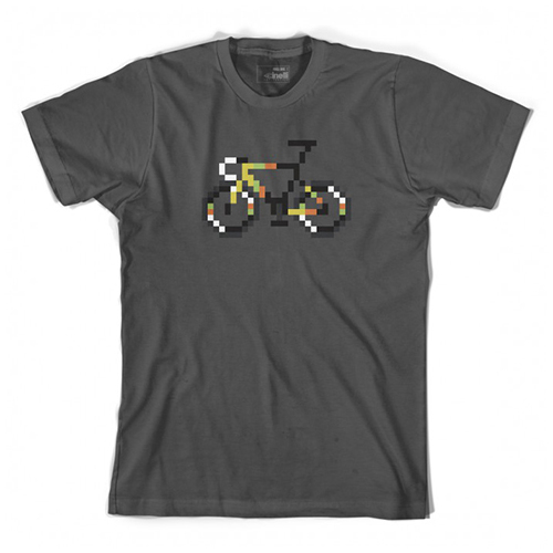 Pixel Bike  Vigo  T-SHIRT