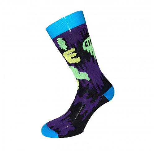 Ana Benaroya Slime Socks