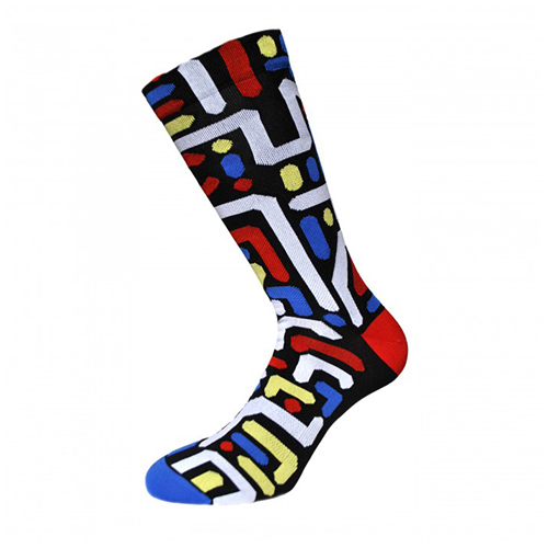 Yoon Hyup  City Lights  Socks