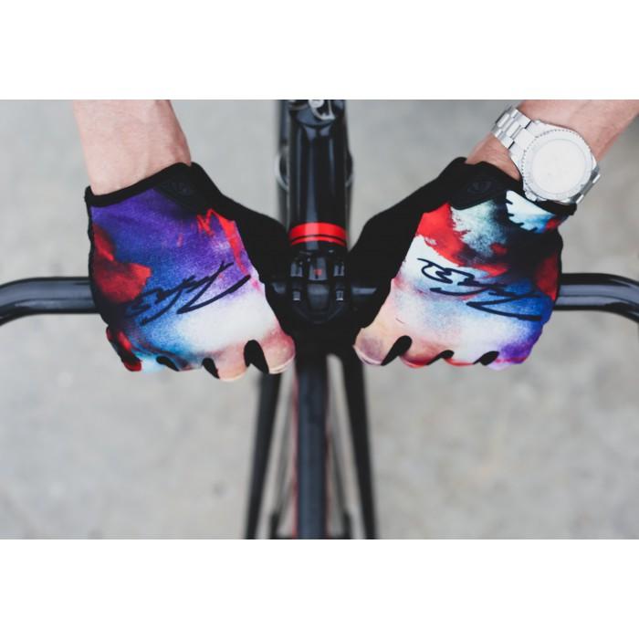 Futura 'NOSEEUM' GIRO DND Gloves X Cinelli